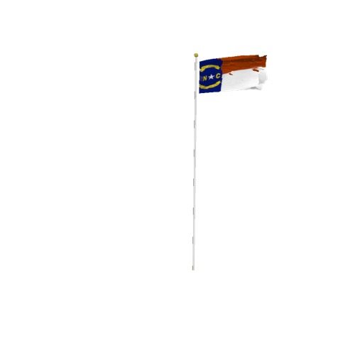 Screenshot of Flag, United States, North Carolina