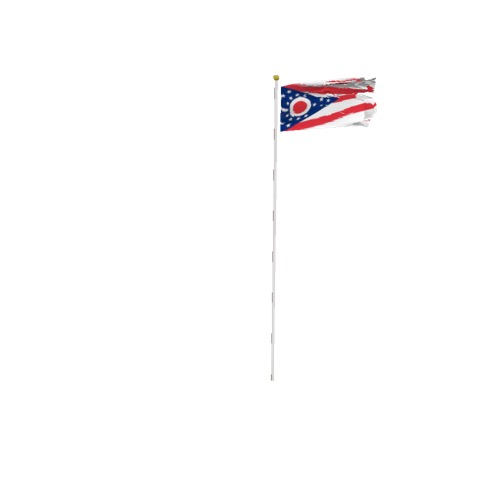 Screenshot of Flag, United States, Ohio