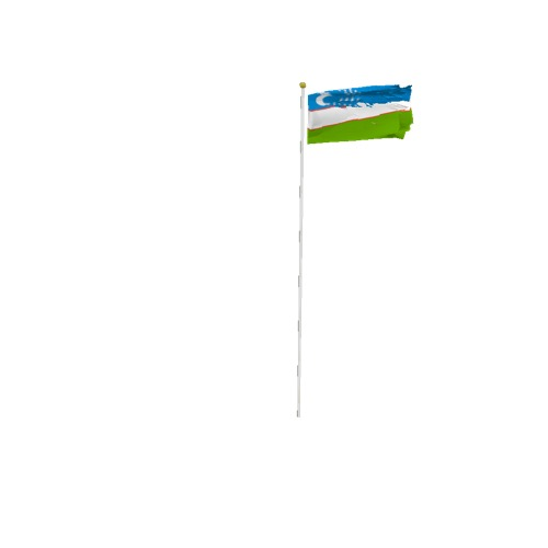 Screenshot of Flag, Uzbekistan