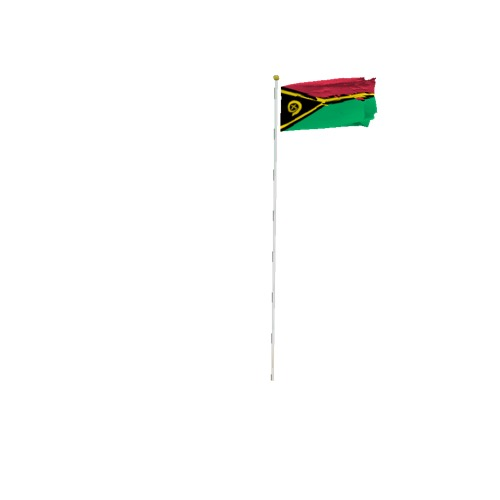 Screenshot of Flag, Vanuatu