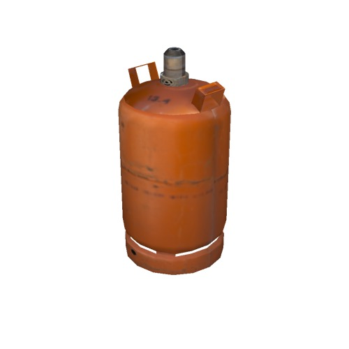 Screenshot of Gas canister, propane