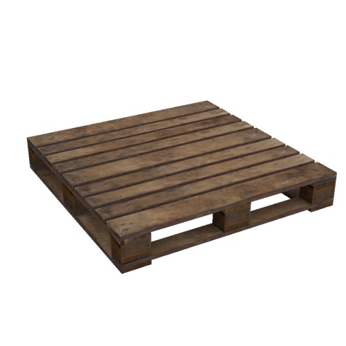 Screenshot of Pallet, empty