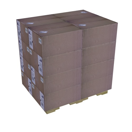 Screenshot of Pallet, Cardboard Boxes