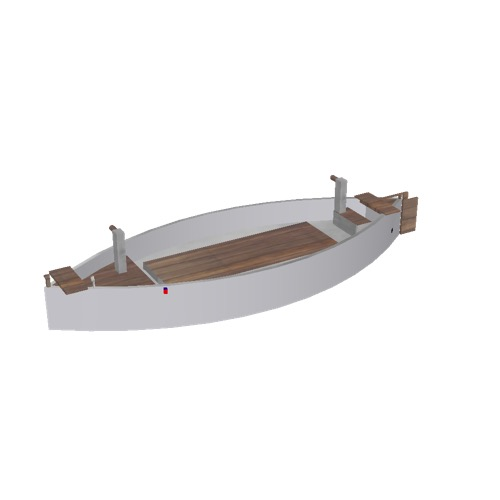 Screenshot of Fishing boat, small, 4