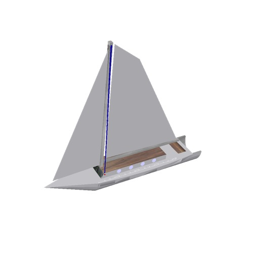 Screenshot of Sailing boat, Medium, 1