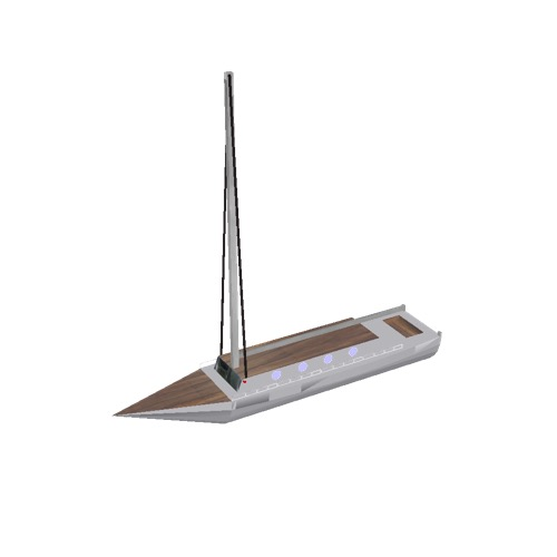 Screenshot of Sailing boat, Medium, 3