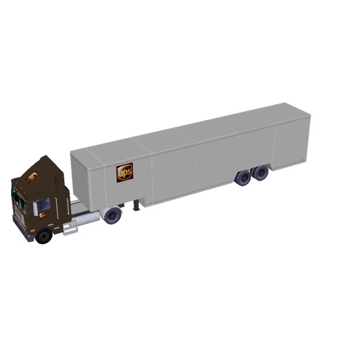 Screenshot of Truck, UPS®
