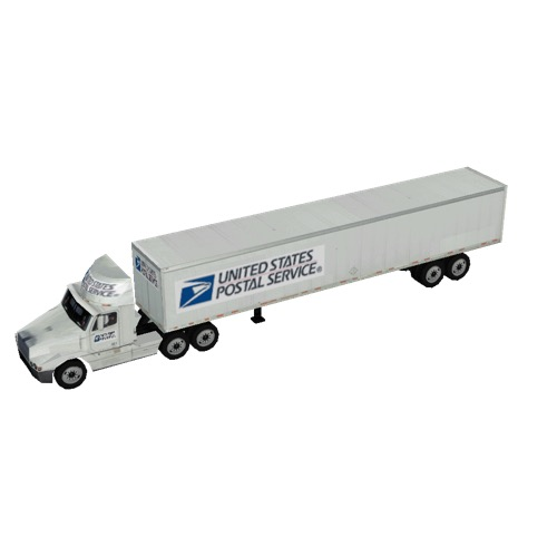 Screenshot of Truck, USPS®
